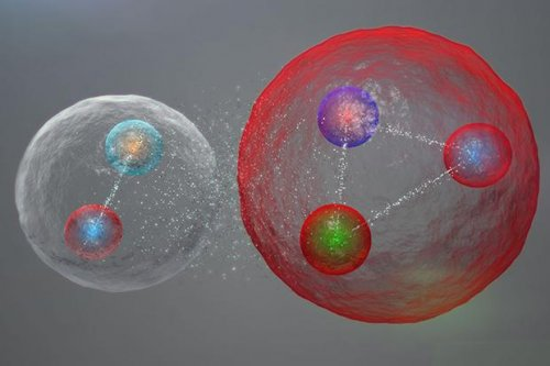 Physicists confirm rare pentaquarks discovery