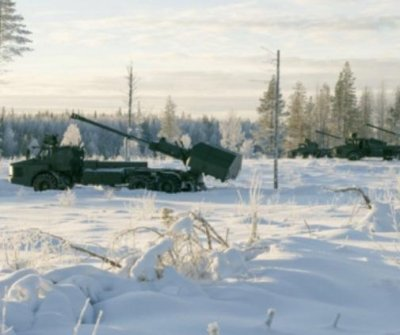 Swedish Army takes delivery of Archer artillery systems