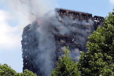 Jeremy Corbyn: Put displaced London fire victims in empty luxury homes