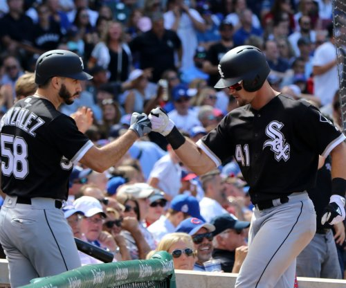 Chicago White Sox edge Chicago Cubs, end nine-game losing skid