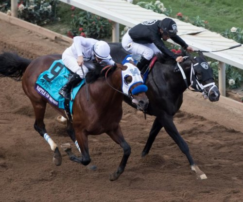 UPI Preview: Cigar Mile and Derby headline weekend action