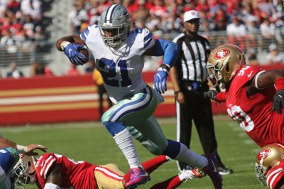 Cowboys VP confident Elliott will steer clear of trouble