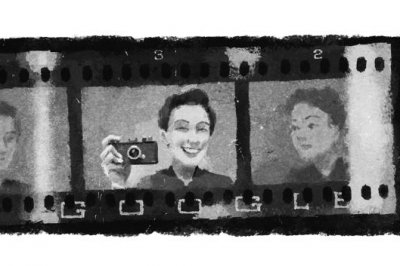Google honors war photographer Gerda Taro with new Doodle