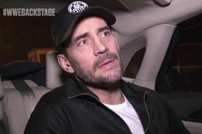 CM Punk on 'WWE Backstage' surprise: 'I'm going to break the world'