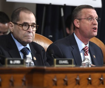 House judiciary members debate articles of impeachment against Trump