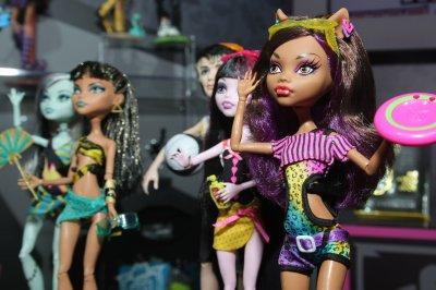 Nickelodeon, Mattel announce 'Monster High' animated series, musical