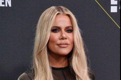 Khloe Kardashian shows off diamond ring amid engagement rumors