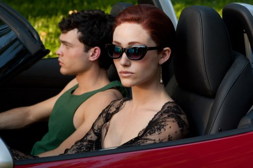 Emmy Rossum relishes bad-girl 'Beautiful Creatures' role