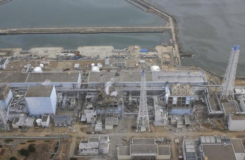 Radioactive water leak from Fukushima considered 'level 1' incident