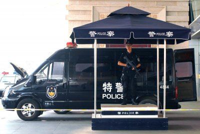 3 sentenced to death in China attack that killed 31