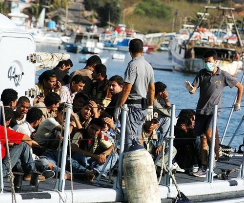 EU official: Expect up to a million Libyan migrants
