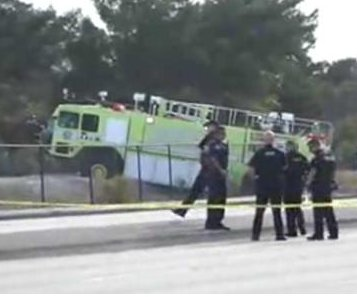 Plane crash in Fort Lauderdale kills all four passengers