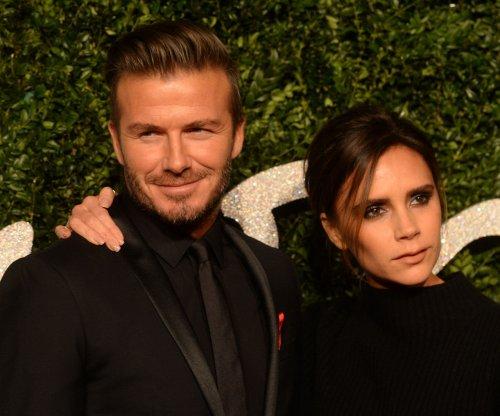 Spice Girls reunite at David Beckham's 40th birthday