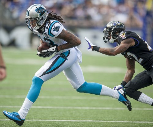 Kelvin Benjamin, Carolina Panthers WR, out for season with torn ACL