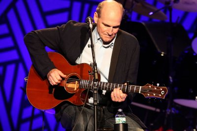 James Taylor's mother Gertrude dies at the age of 94