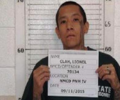 New Mexico police apprehend Lionel Clah, second of two escaped inmates