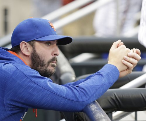 Matt Harvey: New York Mets RHP to DL, could miss rest of season