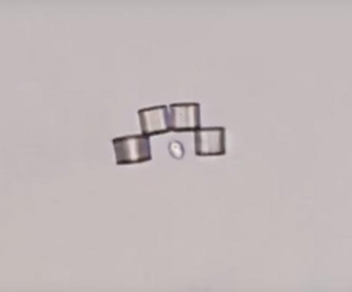 New magnetic microbots can capture and carry single cells