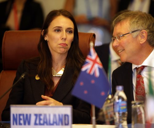 New Zealand Prime Minister Jacinda Ardern pregnant with first child