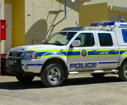 5 South African officers killed in police station ambush