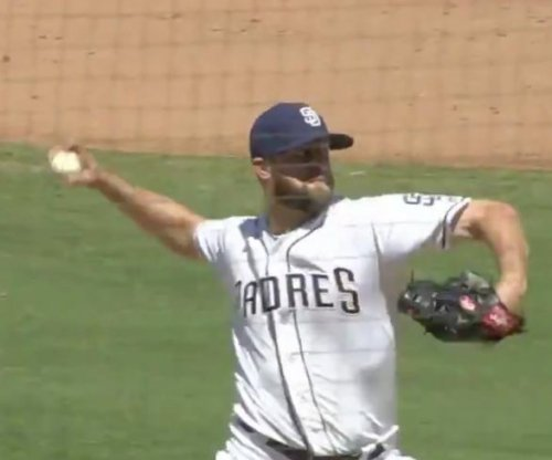 Rockies' Trevor Story breaks up perfect game for Padres' Jordan Lyles