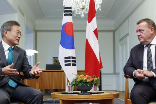 South Korea, Denmark agree on complete North Korean denuclearization