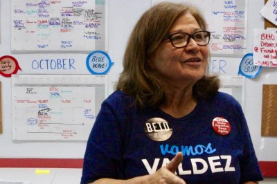 Women of color running, volunteering in Texas elections