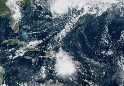 Tropical Storm Jerry forms in Caribbean, could aim for U.S. next week