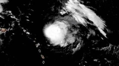 Hurricane Jerry to lash Leeward Islands with heavy rains