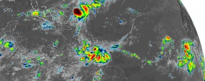 Jerry moving closer to Bermuda as tropical storm