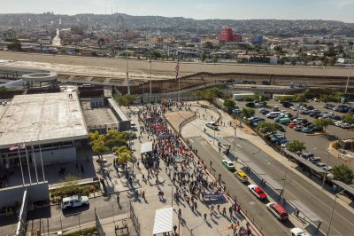 U.S. citizen dies in CBP custody at border