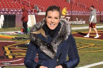 Washington's NFL team hires Julie Donaldson for historic radio role