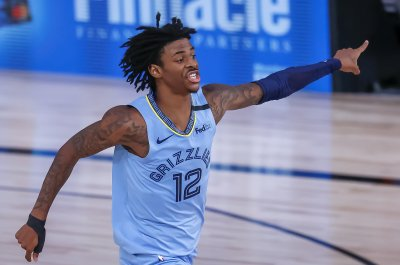 Memphis Grizzlies' Ja Morant to miss at least three weeks with ankle sprain