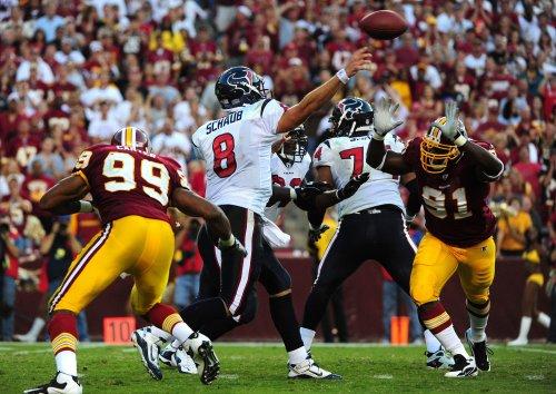 NFL: Houston 30, Washington 27 (OT)