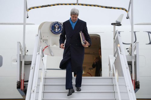 Kerry to travel to Vienna for final push on Iran nuclear deal