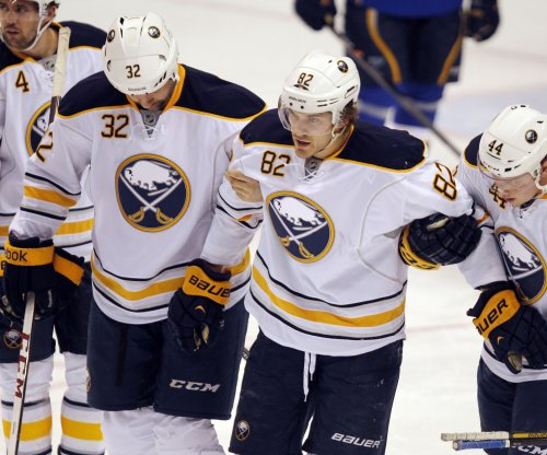 Buffalo Sabres' O'Reilly charged with DWI