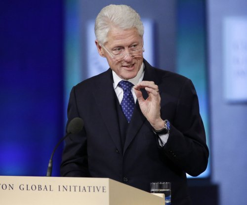 Arson suspected in fire at former President Clinton's boyhood Arkansas home