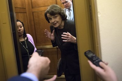 California's Feinstein to face Democratic challenger in 2018