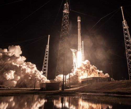 SpaceX launches Falcon 9 for the 50th time