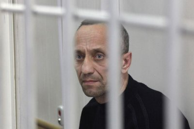 Russian serial killer again sentenced to life, for deaths of 56 women