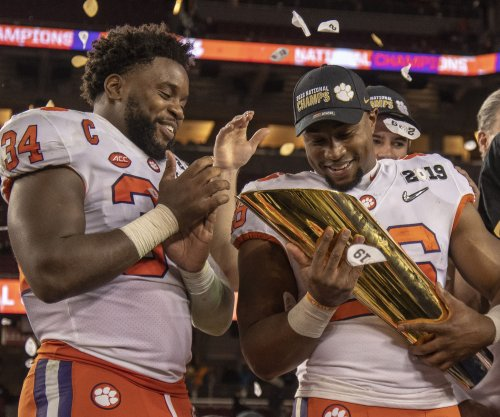 Clemson dominates Alabama in CFP national championship