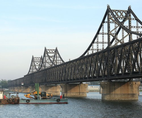 Report: Chinese authorities ban commercial trains near North Korea