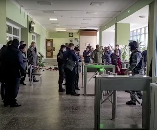 At least 6 killed by gunman in shooting spree at Russia's Perm State University