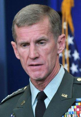 McChrystal furor sparks 'Late Show' Top 10