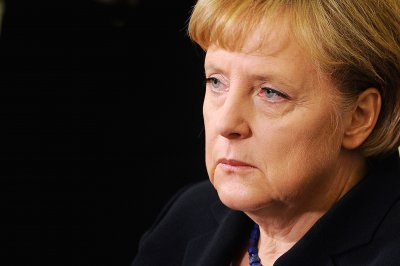 Angela Merkel heads list of powerful women