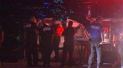 Ohio River boat crash kills 2 FBI agents