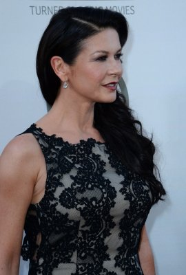 Catherine Zeta-Jones joins 'Dad's Army' cast