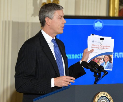Education Secretary Duncan announces new education plan