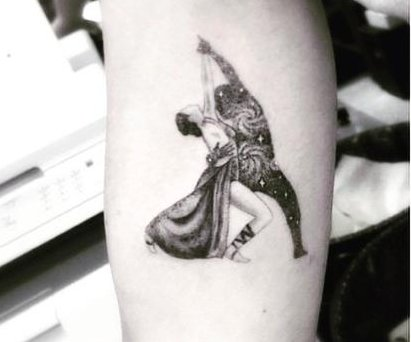 Rumer Willis marks 'Dancing with the Stars' win with new tattoo