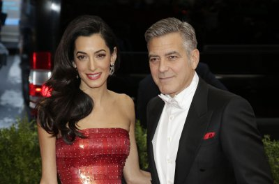 Amal Clooney among Vanity Fair's best-dressed for 2015
